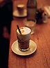 Cup of coffee at Degraves Expresso Bar