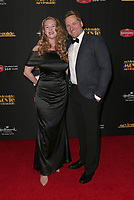 08 February 2019 - Hollywood, California - Courtney Moorehead Balaker, Ted Balaker. 27th Annual Movieguide Awards Gala held at the Universal Hilton Hotel. Photo Credit: Faye Sadou/AdMedia