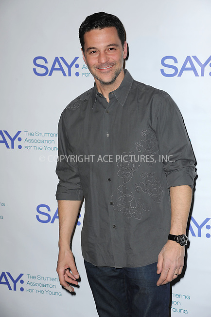 WWW.ACEPIXS.COM<br /> January 12, 2015 New York City<br /> <br /> David Alan Basche attends the Third Annual Paul Rudd All-Star Bowling Benefit for The Stuttering Association for the Young (SAY) at Lucky Strike Lanes &amp; Lounge on January 12, 2015 in New York City.<br /> <br /> Please byline: Kristin Callahan/AcePictures<br /> <br /> ACEPIXS.COM<br /> <br /> Tel: (212) 243 8787 or (646) 769 0430<br /> e-mail: info@acepixs.com<br /> web: http://www.acepixs.com