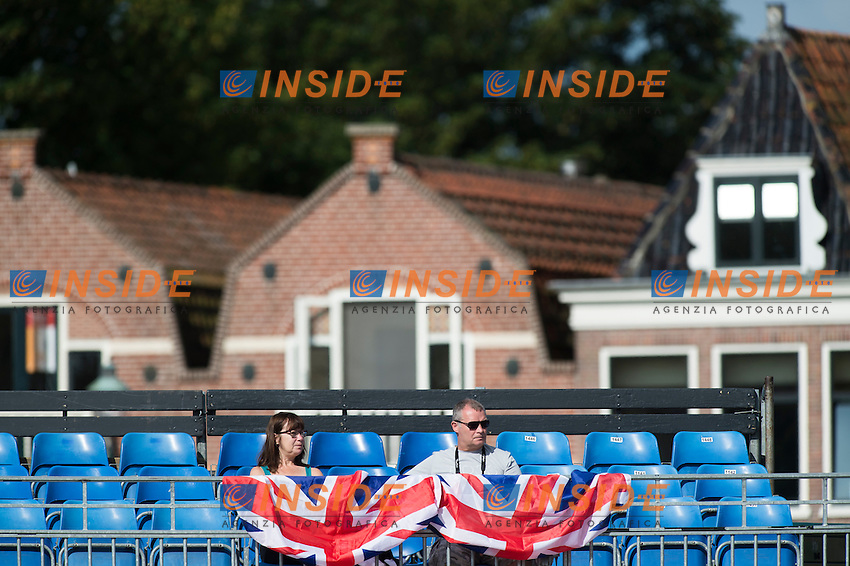 Audience<br /> Hoorn, Netherlands <br /> LEN 2016 European Open Water Swimming Championships <br /> Open Water Swimming<br /> Women's 5km<br /> Day 02 12-07-2016<br /> Photo Giorgio Perottino/Deepbluemedia/Insidefoto