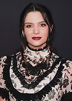 HOLLYWOOD, CA - JANUARY 18:  Katie Stevens at the Freeform Summit at NeueHouse on January 18, 2018 in Hollywood, California. (Photo by Scott Kirkland/PictureGroup)