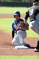 Jeren Kendall - 2017 AIL Dodgers (Bill Mitchell)