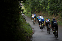 the race leaders<br /> <br /> Dwars door het Hageland (1.1)<br /> 1 Day Race: Aarschot > Diest (194km)