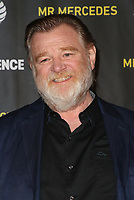 LOS ANGELES, CA - APRIL 15: Brendan Gleeson at the AT&amp;T Audience Network Mr. Mercedes FYC Event at Hollywood Forever Cemetery in Los Angeles, California on April 15, 2018. <br /> CAP/MPI/FS<br /> &copy;FS/MPI/Capital Pictures