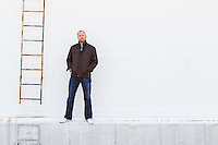 Robb McDaniels pictures: executive portrait photography of Robb McDaniels of INgrooves, by San Francisco corporate photographer Eric Millette