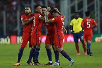 Rusia 2018 Chile vs Ecuador