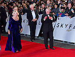 """PRINCE CHARLES AND CAMILLA, DUCHESS OF CORNWALL.attend the World Premiere of the twenty-third 007 adventure, """"Skyfall"""", Royal Albert Hall, London_23/10/2012.Mandatory Credit Photo: ©Butler/NEWSPIX INTERNATIONAL..**ALL FEES PAYABLE TO: """"NEWSPIX INTERNATIONAL""""**..IMMEDIATE CONFIRMATION OF USAGE REQUIRED:.Newspix International, 31 Chinnery Hill, Bishop's Stortford, ENGLAND CM23 3PS.Tel:+441279 324672  ; Fax: +441279656877.Mobile:  07775681153.e-mail: info@newspixinternational.co.uk"""
