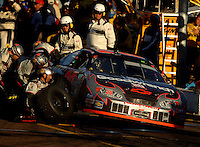 Nov 13, 2005; Phoenix, Ariz, USA;  Nascar Nextel Cup driver Kevin Harvick driver of the #29 Goodwrench Chevy during the Checker Auto Parts 500 at Phoenix International Raceway. Mandatory Credit: Photo By Mark J. Rebilas