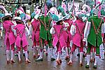 Desfile de carnaval da Mangueira, Rio de Janeiro. 1978. Foto de Juca Martins.