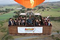 20140318 March 18 Hot Air Balloon Gold oast