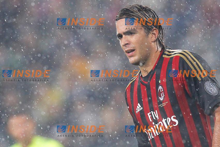 Alessandro Matri  Milan,<br /> Torino 06-10-2013<br /> Juventus Stadium <br /> Football Calcio 2013/2014 Serie A <br /> Juventus - Milan<br /> Foto Marco Bertorello Insidefoto