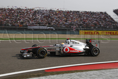 17 04 2011  Motorsports FIA Formula One World Championship 2011 Grand Prix of China 03 Lewis Hamilton GBR Vodafone McLaren Mercedes