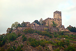 Burg Gutenfels Castle.