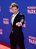 LOS ANGELES, CA. March 10, 2019: David Bisbal at the premiere of &quot;Wonder Park&quot; at the Regency Village Theatre.<br /> Picture: Paul Smith/Featureflash