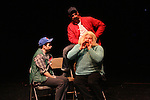 Dance Party of Newfoundland at Sketchfest NYC, 2007. Sketch Comedy Festival in New York City.