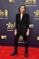 King Princess at the 2018 MTV Movie &amp; TV Awards at the Barker Hanger, Santa Monica, USA 16 June 2018<br /> Picture: Paul Smith/Featureflash/SilverHub 0208 004 5359 sales@silverhubmedia.com