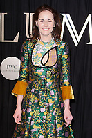 Michelle Dockery<br /> arriving for the BFI Luminous Fundraising Gala 2017 at the Guildhall , London<br /> <br /> <br /> &copy;Ash Knotek  D3316  03/10/2017