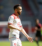 Niko GIESSELMANN (D) Gestik, Geste, <br /><br />Fussball 1. Bundesliga, 33.Spieltag, Fortuna Duesseldorf (D) -  FC Augsburg (A), am 20.06.2020 in Duesseldorf/ Deutschland. <br /><br />Foto: AnkeWaelischmiller/Sven Simon/ Pool/ via Meuter/Nordphoto<br /><br /># Editorial use only #<br /># DFL regulations prohibit any use of photographs as image sequences and/or quasi-video #<br /># National and international news- agencies out #