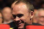 Chris Froome (GBR) at the Tour de France 2020 route presentation held in the Palais des Congrès de Paris (Porte Maillot), Paris, France. 15th October 2019.<br /> Picture: Eoin Clarke | Cyclefile<br /> <br /> All photos usage must carry mandatory copyright credit (© Cyclefile | Eoin Clarke)