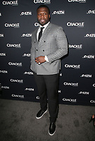 07 March 2018 - Culver City, California - Curtis Jackson, 50 Cent. &quot;The Oath&quot; TV Series Los Angeles Premiere held at Sony Pictures Studios.   <br /> CAP/ADM/FS<br /> &copy;FS/ADM/Capital Pictures