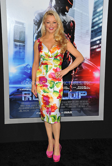 WWW.ACEPIXS.COM<br /> <br /> February 10 2014, New York City<br /> <br /> Charlotte Ross arriving at the Los Angeles premiere of 'Robocop' at TCL Chinese Theatre on February 10, 2014 in Hollywood, California<br /> <br /> By Line: Peter West/ACE Pictures<br /> <br /> <br /> ACE Pictures, Inc.<br /> tel: 646 769 0430<br /> Email: info@acepixs.com<br /> www.acepixs.com