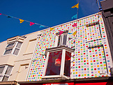 , ENGLAND, Brighton, a seaside story, a Fun House on Gardner Street