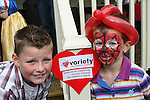 Finn Healy and Oisin Murphy at the Variety Club of Ireland Fun Day...Photo NEWSFILE/Jenny Matthews.(Photo credit should read Jenny Matthews/NEWSFILE)....This Picture has been sent you under the condtions enclosed by:.Newsfile Ltd..The Studio,.Millmount Abbey,.Drogheda,.Co Meath..Ireland..Tel: +353(0)41-9871240.Fax: +353(0)41-9871260.GSM: +353(0)86-2500958.email: pictures@newsfile.ie.www.newsfile.ie.FTP: 193.120.102.198.