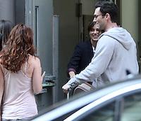 July 12, 2012  Adam Levine and Keira Knightley shooting on location for new VH-1 movie Can a Song Save Your Life? in New York City. &copy; RW/MediaPunch Inc. /*NORTEPHOTO*<br /> **SOLO*VENTA*EN*MEXICO**<br /> **CREDITO*OBLIGATORIO** <br /> **No*Venta*A*Terceros**<br /> **No*Sale*So*third**<br /> *** No*Se*Permite Hacer Archivo**<br /> **No*Sale*So*third**