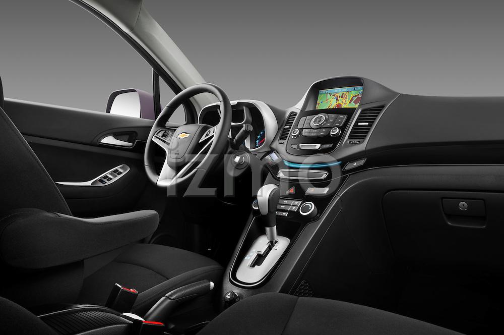 2013 Chevrolet Orlando LTZ+ MPV Passenger Dashboard Stock Photo