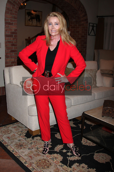 Melody Thomas Scott<br /> at the Young and Restless 41st Anniversary Cake, CBS Television City, Los Angeles, CA 03-25-14<br /> David Edwards/DailyCeleb.com 818-249-4998