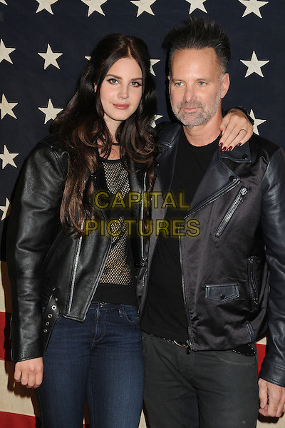 WET HOLLYWOOD, CA., - NOVEMBER 01: Lana Del Rey, Marvin Scott Jarrett at Nylon + Wildfox November Issue Party 2013 held at the Sunset Marquis Hotel on November 1st, 2013 in West Hollywood, California, USA.<br /> CAP/ADM/BP<br /> &copy;Byron Purvis/AdMedia/Capital Pictures