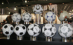 Adidas displayed a collection of official FIFA World Cup match balls for the tournaments since 1970. The 2006 National Soccer Coaches Association of America convention was held at the Pennsylvania Convention Center in Philadelphia, PA from January 18-22, 2006.