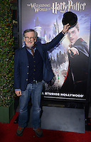 Steven Spielberg @ the VIP opening for The Wizarding World of Harry Potter held @ the Universal Studiio Hollywood.<br /> April 5, 2016
