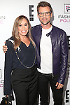 Melissa Rivers and Brad Goreski Attend E!'s 2016 Spring NYFW Kick Off party at The Standard, High Line, Biergarten & Garden