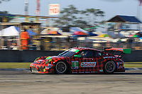 #9 PFAFF MOTORSPORTS (USA) PORSCHE 911 GT3 R GTD SCOTT HARGROVE (CAN) ZACHARIE ROBICHON (CAN) LARS KERN (DEU)