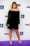 "Ana Verdasco attends to the premiere of ""Bridget Jones, Baby"" at Kinepolis in Madrid. September 09, Spain. 2016. (ALTERPHOTOS/BorjaB.Hojas)"