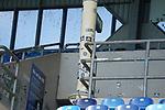 Die OST ohne Fans beim Spiel in der 3. Liga, SV Waldhof Mannheim - KFC Uerdingen 05.<br /> <br /> Foto © PIX-Sportfotos *** Foto ist honorarpflichtig! *** Auf Anfrage in hoeherer Qualitaet/Aufloesung. Belegexemplar erbeten. Veroeffentlichung ausschliesslich fuer journalistisch-publizistische Zwecke. For editorial use only. DFL regulations prohibit any use of photographs as image sequences and/or quasi-video.