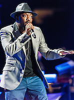 Anthony Hamilton performs at Essence Festival 2012 in New Orleans, LA on July 8, 2012.  © HIGH ISO Music, LLC / Retna, Ltd.