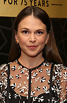 "Sutton Foster attends the New York City Center Celebrates 75 Years with a Gala Performance of ""A Chorus Line"" at the City Center on November 14, 2018 in New York City."