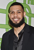BEVERLY HILLS, CA - JANUARY 06: Sarunas J. Jackson attends HBO's Official Golden Globe Awards After Party at Circa 55 Restaurant at the Beverly Hilton Hotel on January 6, 2019 in Beverly Hills, California.<br /> CAP/ROT/TM<br /> ©TM/ROT/Capital Pictures