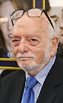 Hal Prince attends the Broadway Opening Night performance of 'The Prince of Broadway' at the Samuel J. Friedman Theatre on August 24, 2017 in New York City.