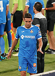 Getafe CF's Jaime Mata during friendly match. August 10,2019. (ALTERPHOTOS/Acero)