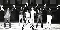 New York City<br /> 1982 FILE PHOTO<br /> Jackson 5<br /> Photo By John Barrett-PHOTOlink.net / MediaPunch<br /> ----- / MediaPunch