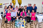 Eileen Murphy, Lissivigeen celebrated her 40th birthday with her family and friends in the Torc Hotel Killarney on saturday night