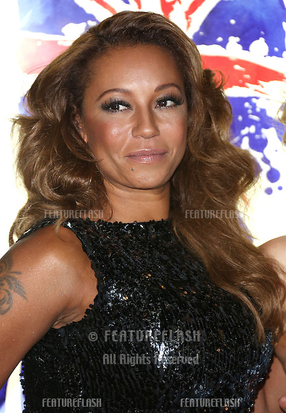 Melanie Brown aka Mel B arriving for VIVA Forever Spice Girls the Musical held at the Piccadilly Theatre. 11/12/2012 Picture by: Henry Harris / Featureflash