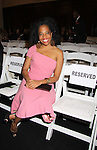 Rhonda Ross (A/W) attended B Michael America Couture Collection - Fall/Winter collection (Fashion Show) on February 15, 2011 at the Plaza Hotel, New York City, New York. (Photo by Sue Coflin/Max Photos)