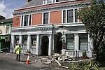 Athboy Ulster bank Atm Raid