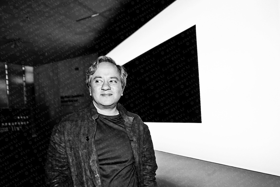 Anish Kapoor is among the most prominent figures in British Sculpture. His award-winning work has been exhibited around the world since the early seventies.
