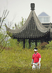SUZHOU, CHINA - APRIL 18:  Y.E. Yang of Korea walks to the 6th green during the Round Four of the Volvo China Open on April 18, 2010 in Suzhou, China.  Photo by Victor Fraile / The Power of Sport Images