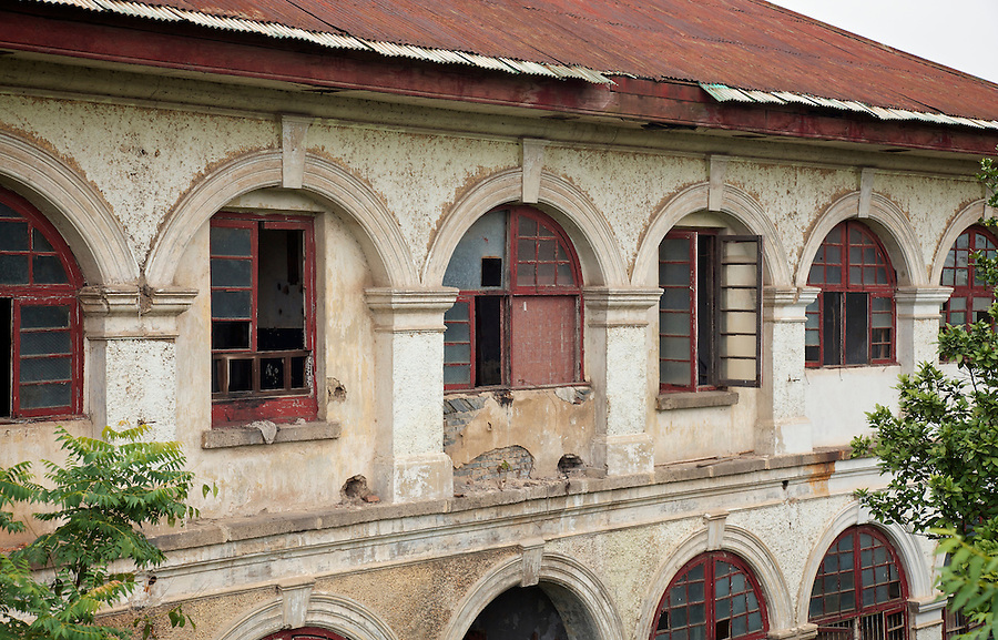 Former Residence Of The Commissioner Of Customs In Changsha Patiently Awaits Restoration.